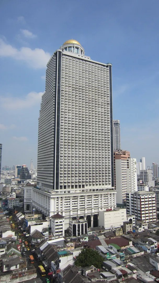 lebua hotel State Tower