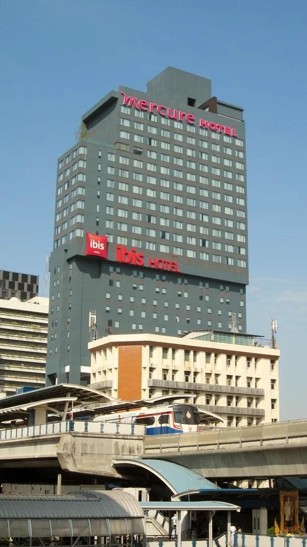 Near MBK Bangkok