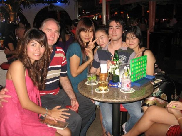 Nana Plaza Bangkok pleasure palace