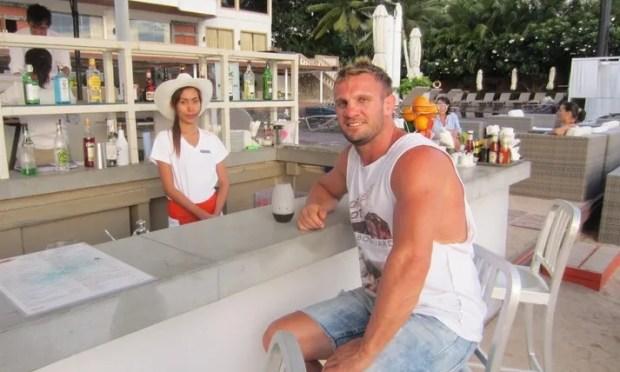 Nathan Corbett Cosy Beach Pattaya