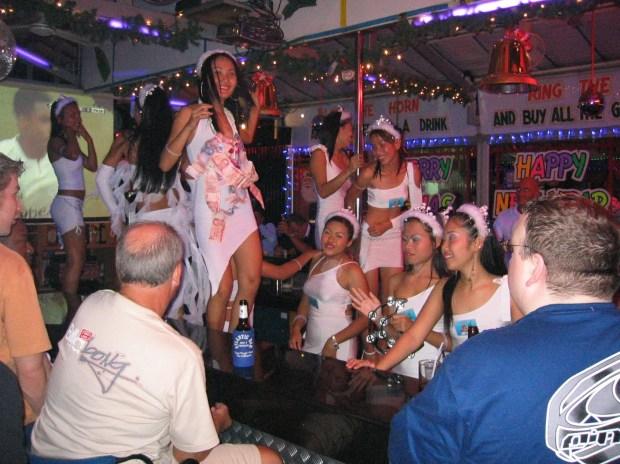 Atlantic Bar Pattaya