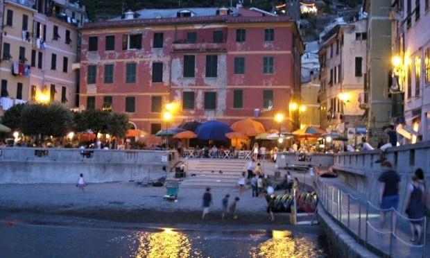 Vernazza seaside village Cinque Terre Italy