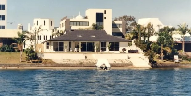 Building dream home Gold Coast 1990