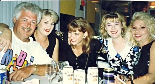 Building dream home Gold Coast 1990