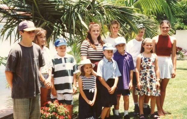 Herd family Xmas