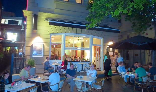 Leigh Street Adelaide Restaurants