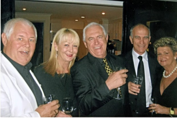 Les Scheffer 60th birthday
