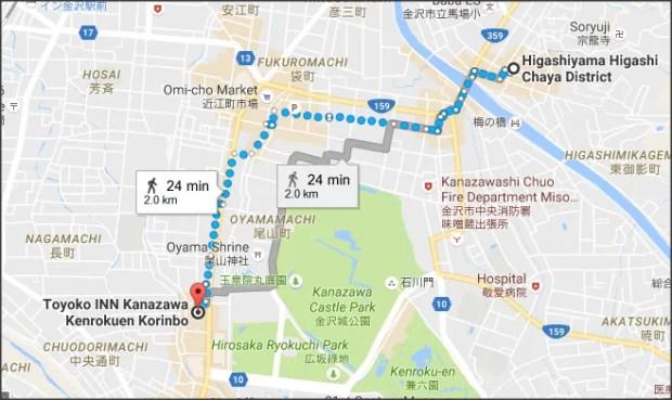 Omicho Fresh Food Market Kanazawa