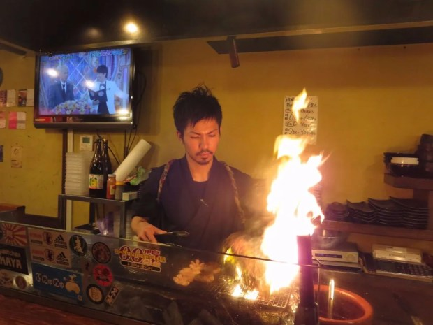 Osaka BBQ