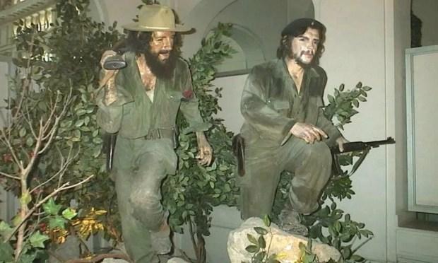 Fidel Castro Che Guevara
