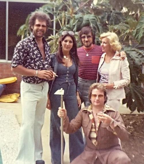 Xmas 1975 Adelaide