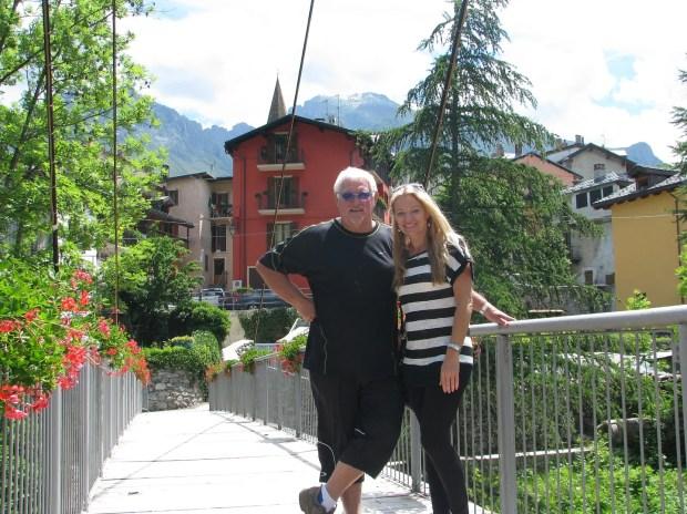 Milan Limone Monte Carlo road trip