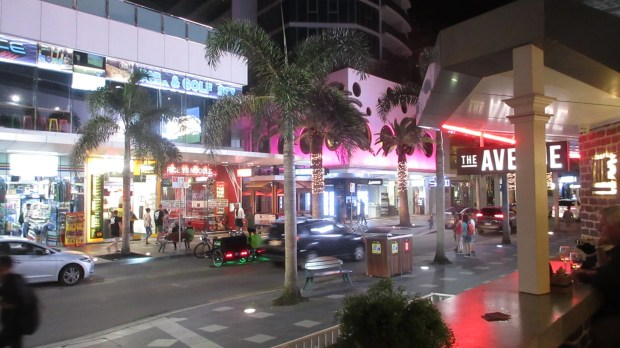 Great week Surfers Paradise Australia