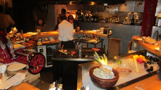 photo The Celler Grill omotesando 6.jpg
