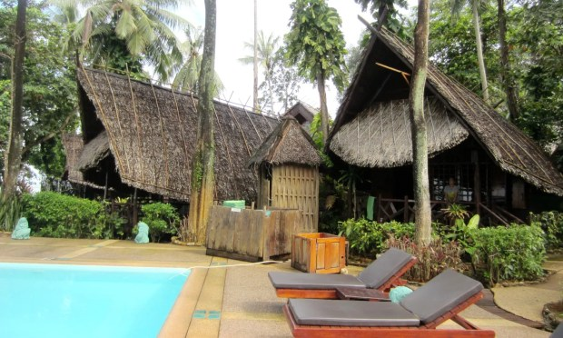 Bandu Resort White Sands beach