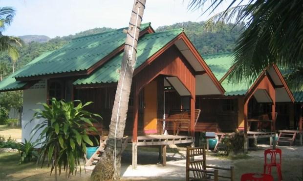Southern tropical Thai island