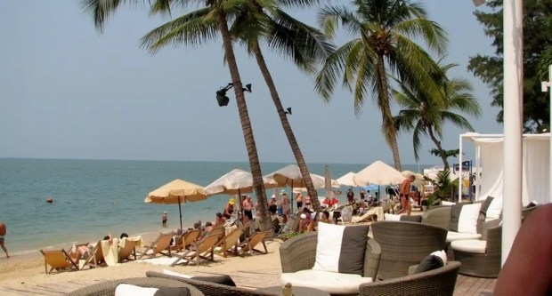 Beach Club Pattaya