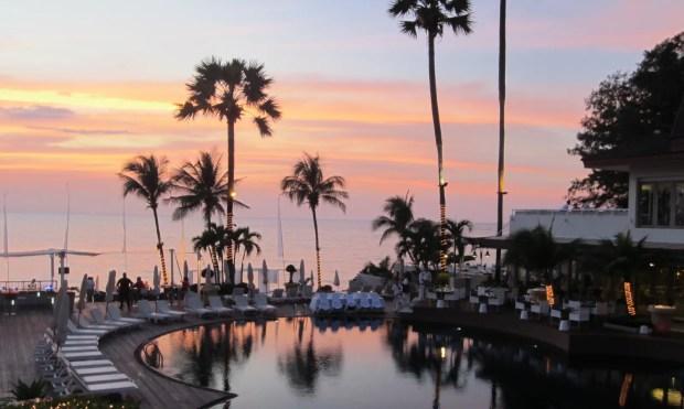 Pattaya's Best Sunsets Thailand