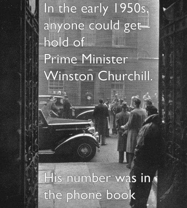 Einston Churchill