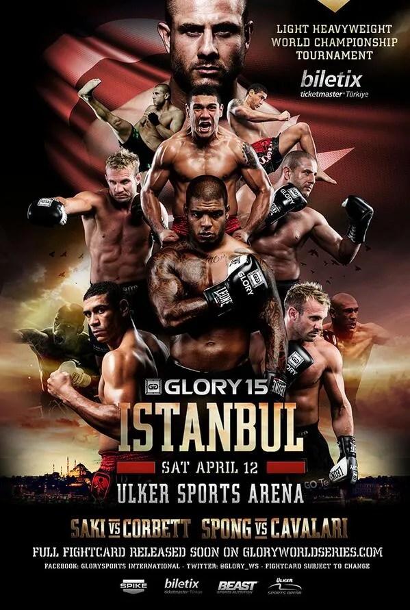 Istanbul Glory 15