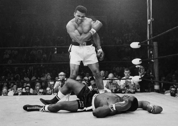 Muhammad Ali alias Cassius Clay