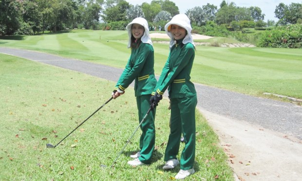 Golf Pattaya Thailand plus Yangon