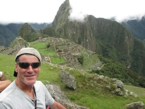 Chris Lockwood world wanderer