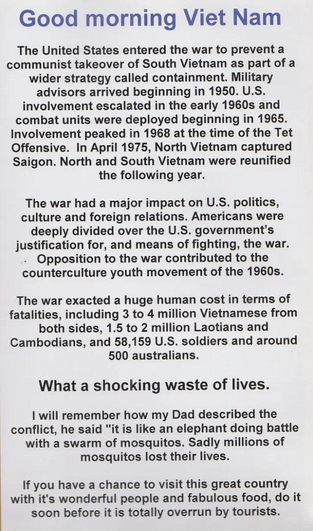I wrote this several years ago for my photo album photo Vietnam001-1.jpg