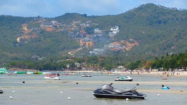Chaweng Beach Koh Samui Island