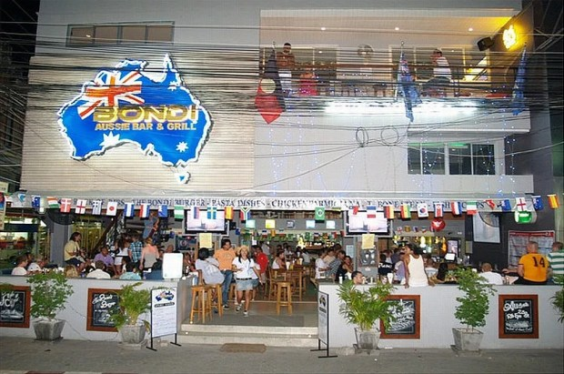 Koh Samui sports bars