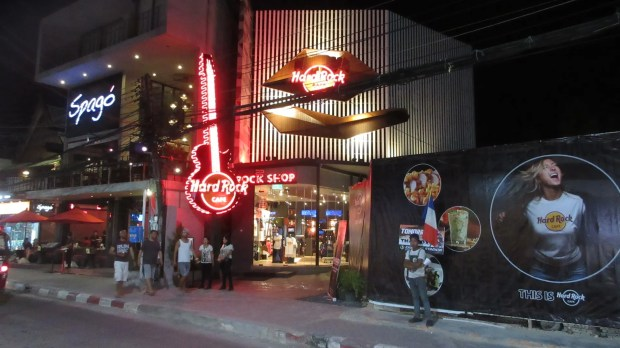 Hard Rock Cafe Samui