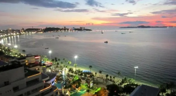 Pattaya Bay Beach Resort