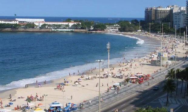Beautiful Copacabana