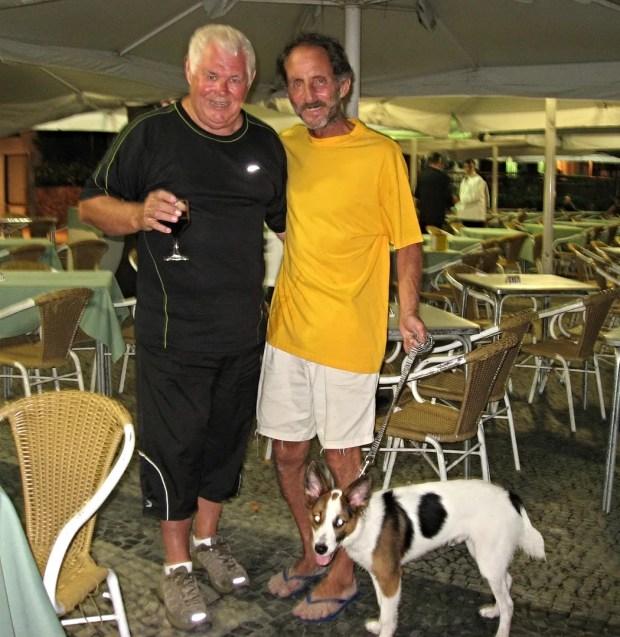 Bobby Frishman Rio travel