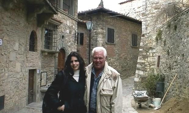 David Herd San Gimignano