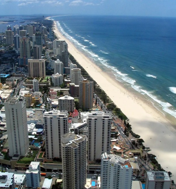 Gold Coast Australia beautiful beaches