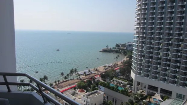 Markland Hotel Pattaya Beach Road
