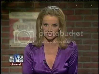 TV Anchor Babes: Laurie Dhue Buttons Down for Red Eye