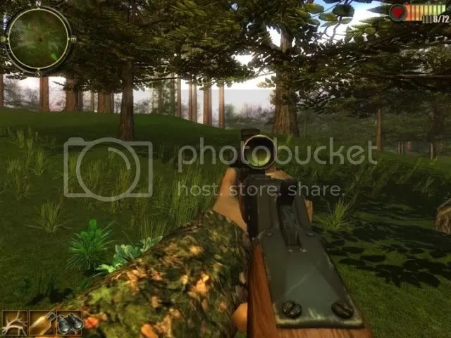Free hunting games online play
