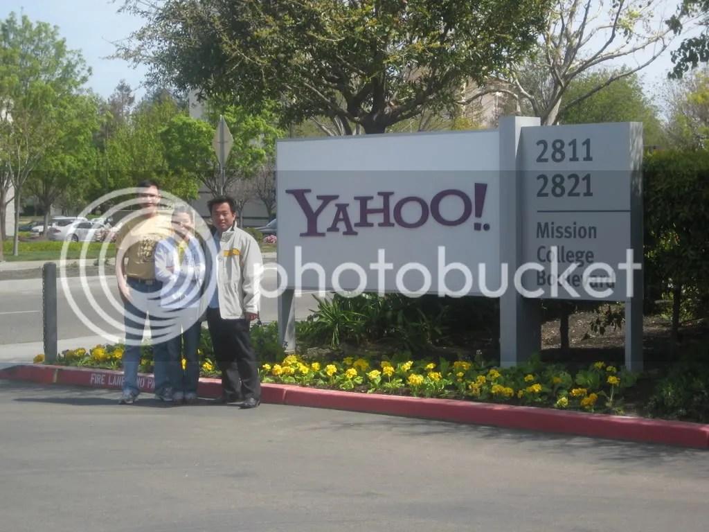 At Yahoo