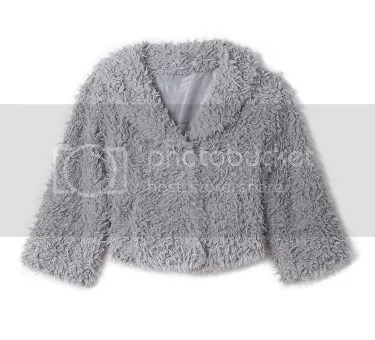 ashleigh jean blog fashion in flight gift guide holiday forever21 fluffy coat jacket boho babe