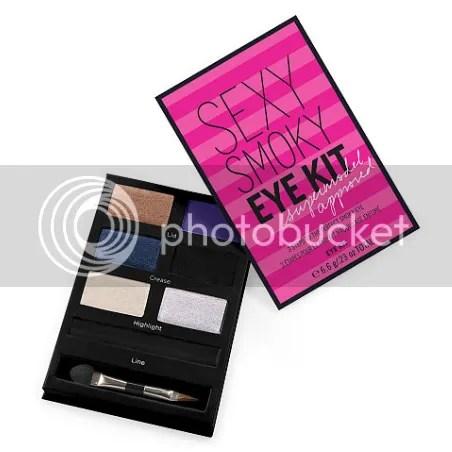 victoria's secret sexy smokey eye beauty eye shadow kit