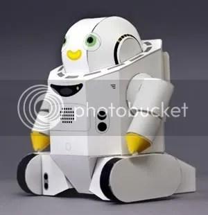 papercraft_ifbot_robot_robosquare.jpg papercraft ifbot robot robosquare picture by yayix