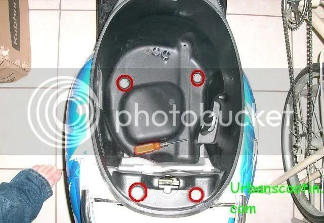 Metropolitan Honda Scooter Battery