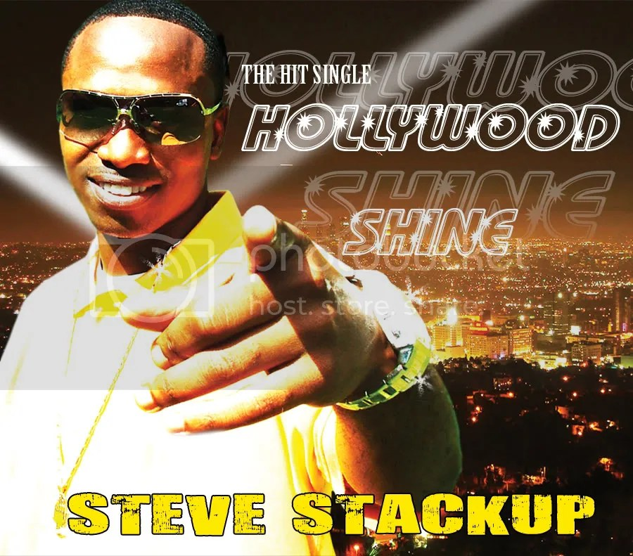 Steve Stackup: Hollywood Shine