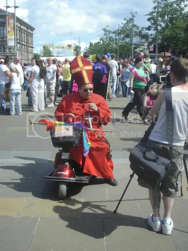 A Royal Reverant on Parade
