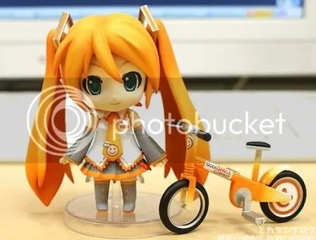 Orange Miku