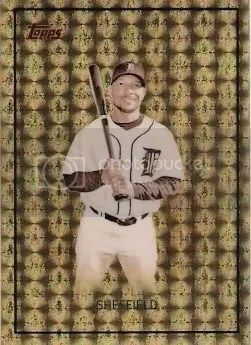 Gary Sheffield Superfractor