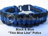 Black & Blue Police