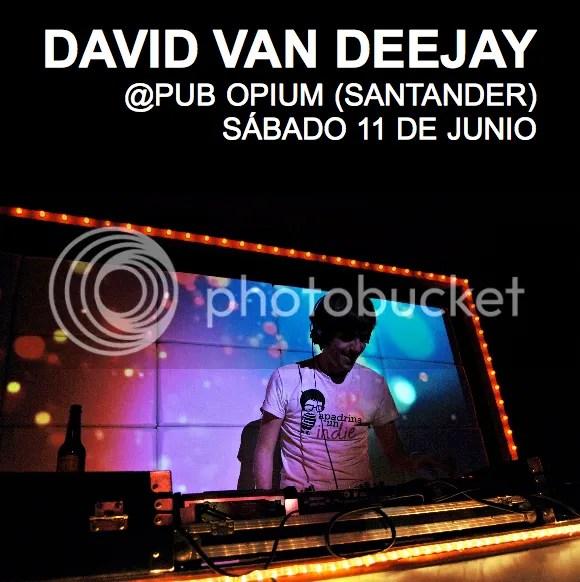 David Van Deejay @ Opium